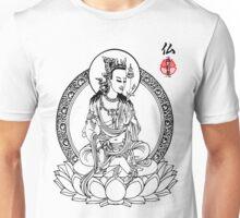 Buddha Flower Unisex T-Shirt