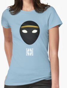 Journey's Face Womens Fitted T-Shirt