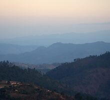 a sprawling Honduras landscape by beautifulscenes