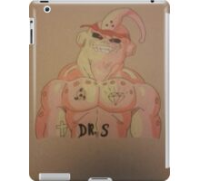 Super buu iPad Case/Skin