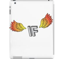 FLYING IF iPad Case/Skin