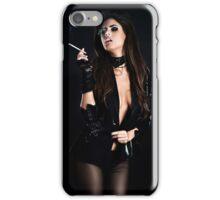 High Fashion Girl Fine Art Print iPhone Case/Skin