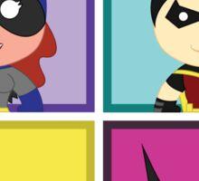 Bat Brigade Sticker