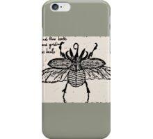 Hercules Beetle iPhone Case/Skin