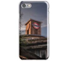 Park Royal Tube Station iPhone Case/Skin