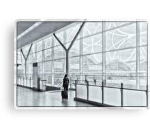 Paddington Tube Station Canvas Print