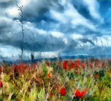 Antelope Valley Skies by Bunny Clarke