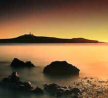 Ballycotton sunrise by Pascal Lee