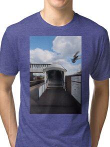Pinner Tube Station Tri-blend T-Shirt