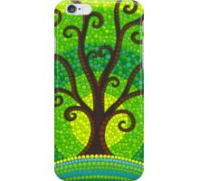 unfurling tree of lushiousness iPhone Case/Skin