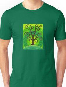 unfurling tree of lushiousness Unisex T-Shirt