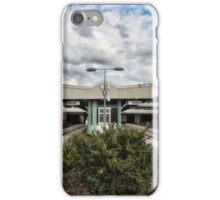 Preston Road Tube Station iPhone Case/Skin