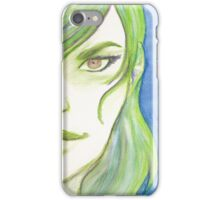 Green Isn't My Favourite Colour iPhone Case/Skin