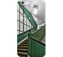 Putney Bridge Tube Station iPhone Case/Skin