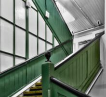 Putney Bridge Tube Station Sticker