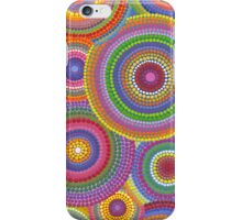 Cosmically dotti iPhone Case/Skin