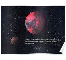 Our Earth's Beginnings Poster