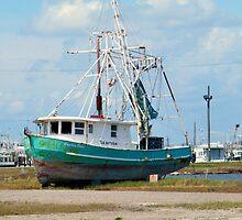 Shrimp Boat by BShirey