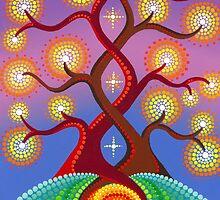 masculine feminine unity by Elspeth McLean