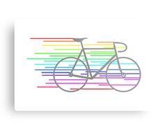 Rainbow Fixed Metal Print