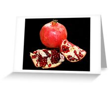 Beautiful and delicious Greeting Card