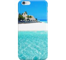 Postcard from the Maldives iPhone Case/Skin