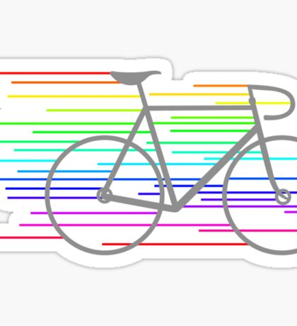 Rainbow Fixed Sticker