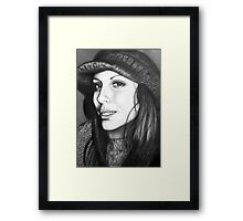 Katie Young Framed Print