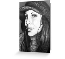 Katie Young Greeting Card
