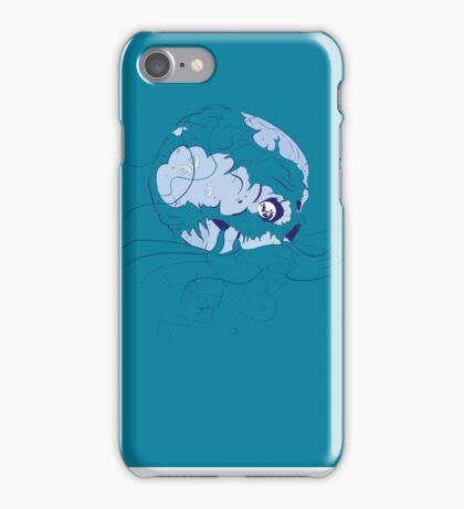 One If By Land, Dead If By Sea... iPhone Case/Skin