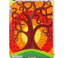 Autumn Illuminated Tree iPad Case/Skin