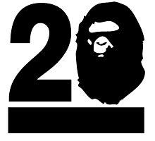 20 Ape by bradjordan412