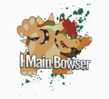 I Main Bowser - Super Smash Bros. by PrincessCatanna