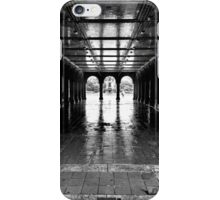 Bethesda Square - Central Park NYC iPhone Case/Skin