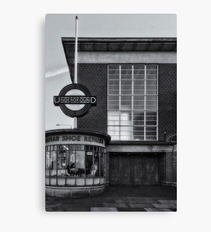 Rayners Lane Tube Station Canvas Print