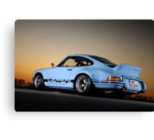 Porsche 911 RSR .... Canvas Print