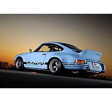 Porsche 911 RSR .... Photographic Print