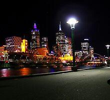 In Melbourne tonight by Ruben D. Mascaro