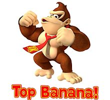 Top Banana Photographic Print