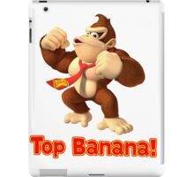 Top Banana iPad Case/Skin
