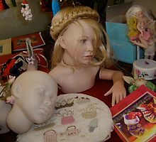 ...In time for Xmas? 2009: doll for India by chrythmnove