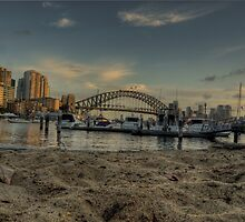 Lavender Bay View by archieswell