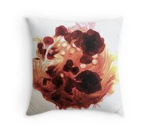 New Flower Project 81 Throw Pillow