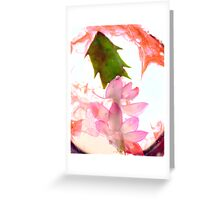 New Flower Project 84 Greeting Card