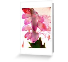 New Flower Project 85 Greeting Card