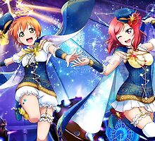 Love Live! School Idol Project - μ's Constellation by star-sighs