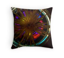 New Flower Project 93 Throw Pillow