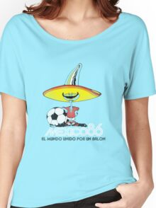 Mexico 86 Women's Relaxed Fit T-Shirt