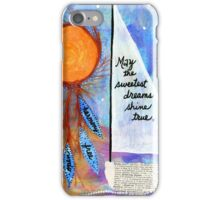 Sweet Dreams Shine iPhone Case/Skin