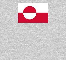 Flag of Greenland  Unisex T-Shirt